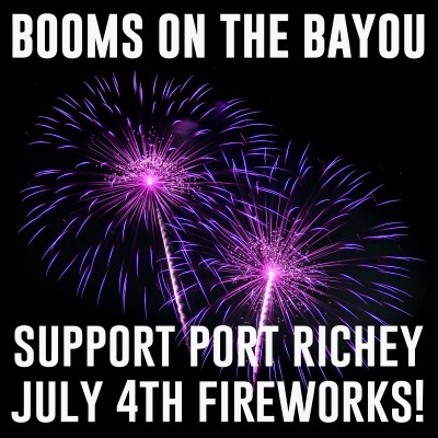 July 4 Fireworks @ Waterfront Park | Port Richey | Florida | United States